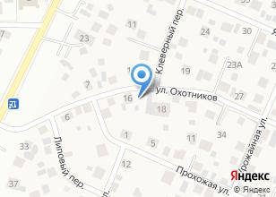 Компания «ВЕСЫ» на карте