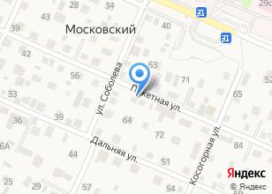 Компания «Микс-Сервис Групп» на карте