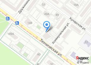 Компания «Астра-Девелопмент» на карте
