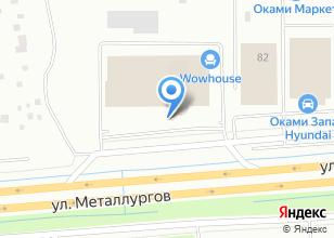 Компания «Santeh66» на карте