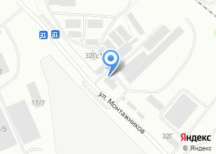 Компания «РСУ Уралстройгаз» на карте