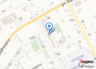 Компания «Строящийся жилой дом по ул. Колхозная (пос. Горный Щит)» на карте
