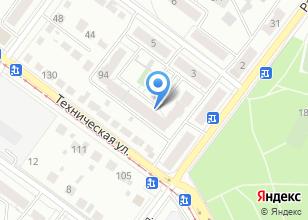 Компания «Туры он-лайн» на карте
