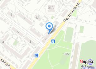 Компания «УралСКС» на карте