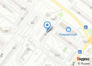Компания «ALRom» на карте