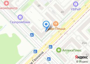 Компания «Свет Здесь» на карте