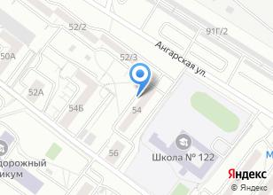 Компания «Урал Такелаж» на карте