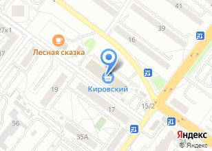Компания «Кеша» на карте
