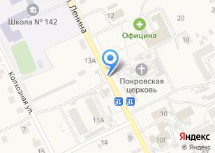 Компания «ТСКТУРА» на карте