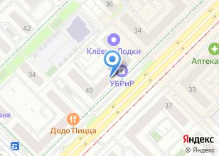 Компания «KATINI home» на карте