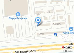 Компания «Магазин бензоинструмента, электроинструмента и садовой техники» на карте