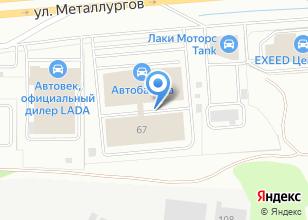Компания «Автобан-Запад-Плюс» на карте