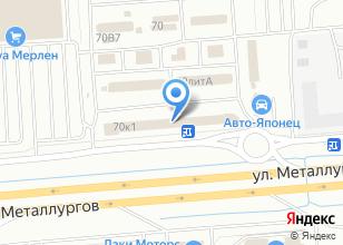 Компания «ВудСтрим» на карте