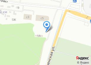 Компания «Собачья Академия» на карте