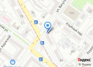 Компания «Ardwood» на карте