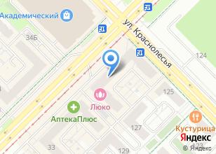 Компания «Photo4you» на карте