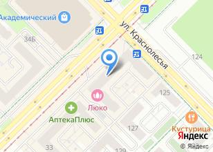 Компания «Магазин домашнего текстиля» на карте