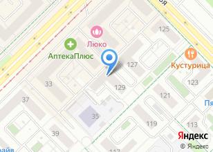 Компания «СМК Алтек» на карте