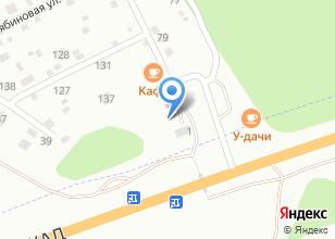 Компания «Урал Тара» на карте