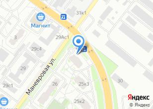 Компания «ЮИТ Уралстрой» на карте