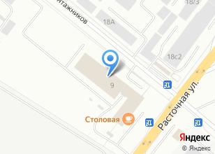 Компания «Онлайн» на карте