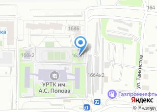 Компания «Лимо Эксклюзив» на карте