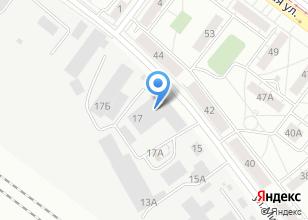 Компания «Защитные технологии» на карте
