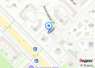 Компания «Грузила96» на карте