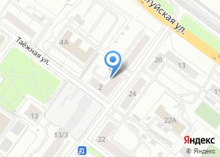 Компания «Подаринка.ру» на карте