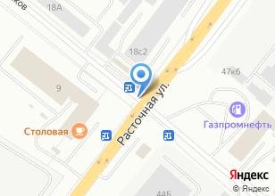 Компания «Лодки России» на карте