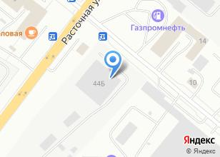 Компания «ГАЛ» на карте