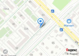 Компания «Строящийся жилой дом по ул. Краснолесья» на карте