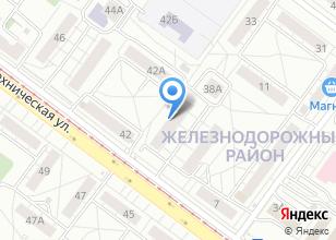 Компания «Veka» на карте