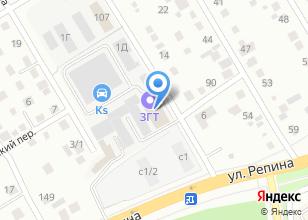 Компания «ОПТОВО-РОЗНИЧНАЯ КОМПАНИЯ ЗООЛЭНД» на карте