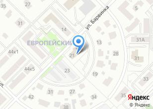 Компания «ЕвростройКа» на карте