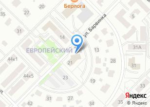 Компания «ФАКТУМ-УРАЛ» на карте