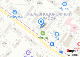 Компания «Сантехник & Электрик» на карте