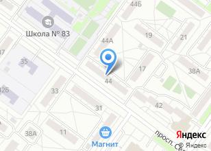 Компания «Феникс Групп» на карте