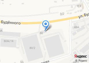 Компания «Столяр96» на карте