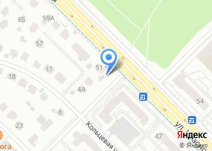 Компания «Дар» на карте