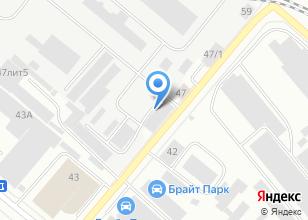 Компания «АСЛ Мастер» на карте