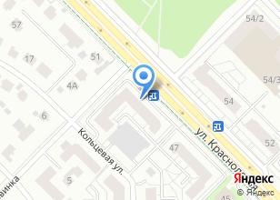 Компания «Мир спорта» на карте