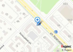 Компания «Prima Modern» на карте