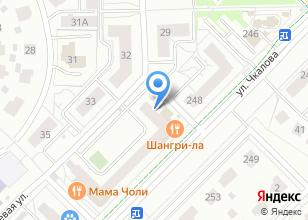 Компания «М-Проект» на карте