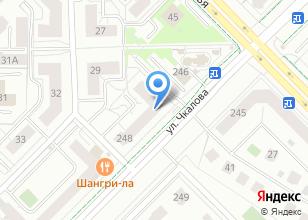 Компания «ТехКомфорт» на карте