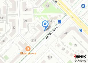 Компания «Электрокабельсвязь» на карте
