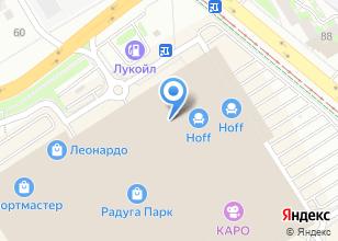 Компания «Вольные стрелки» на карте