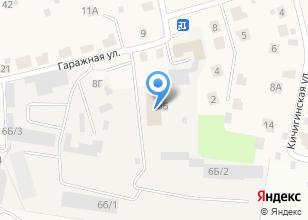 Компания «Макс-Урал» на карте