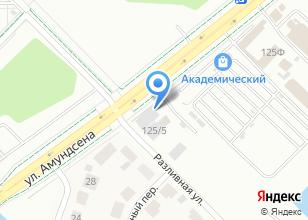 Компания «МастерОК-96» на карте