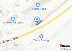 Компания «Русский дом №1» на карте